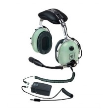 David Clark H10-13HXL ENC ANR Headset Helicopter (U174 Plug) Version