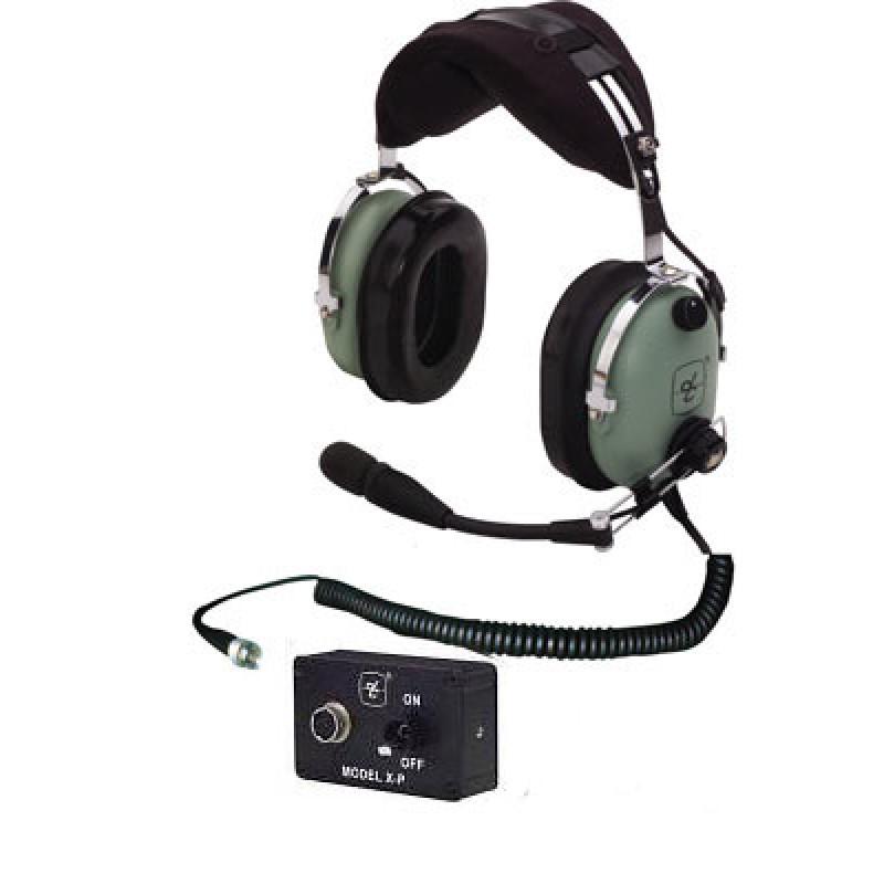 b1f19e1f990 Helicopter (U174 Plug)   David Clark H10-56 HXP Helicopter ENC Headset