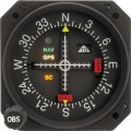 Mid Continent MD200-306 VOR/ILS/GPS Indicator