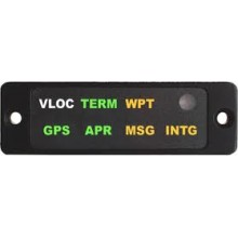 Mid Continent MD41-148XW Annunciator Control Unit