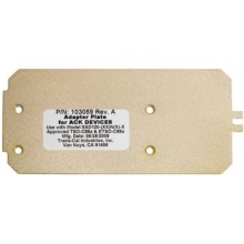 Transcal Adaptor Plate for ACK Devices