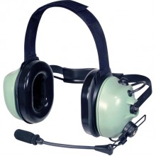 David Clark Aurora HBT40 Bluetooth Headset.