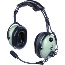 David Clark Aurora HBT30 Bluetooth Headset.