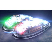 Aveo Engineering Ultra Galactica Strobe/Position lamps