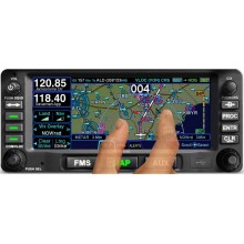 Avidyne IFD440 GPS/NAV/COM Touch Screen