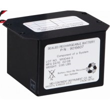 Mid Continent Replacement Battery for Lifesaver Gyro