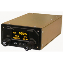 Sandia STX165 Mode A/C Transponder (with built-in encoder)
