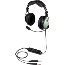 David Clark DC One-X ANR Headset  (GA Dual Plugs)