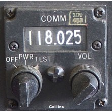 Collins 313N-5A Comm Controller - USED