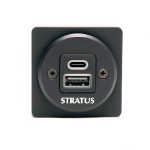 Appareo Stratus Power Pro USB socket