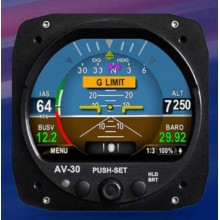 uAvionix AV-30 Flight Display