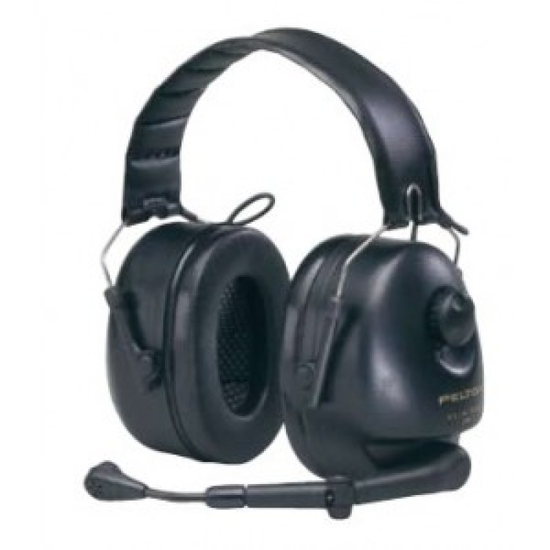Tyco Brown Box: Peltor 8106 Headset (Helicopter Single Plug