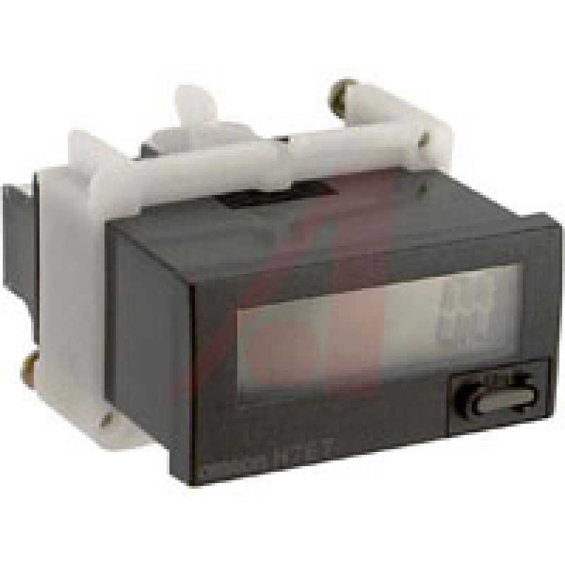 Hour Meters and Pressure Switches : Hour Meter H7ET-NV-B