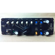 NAT AA95-750 Audio Panel - USED