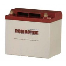 Concorde RG-25 Aircraft Battery