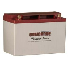 Concorde RG-35-AXC Aircraft Battery
