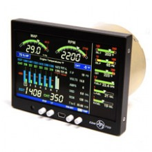 J.P. Instruments EDM900 Digital Engine Monitor