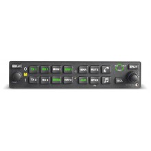 Avidyne AMX240 Audio Panel + Intercom
