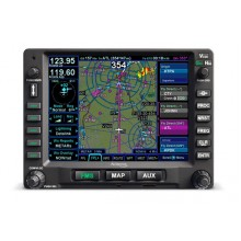 Avidyne IFD540 GPS/NAV/COM Touch Screen