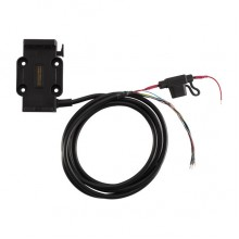 Garmin Aera 660 Aviation Mount with Bare Wires