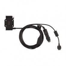 Garmin Aera 660 Aviation Mount with Power Cable, Audio Jack and GDL® Connection