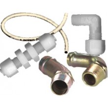 Pitot-Static and Vacuum Line Fittings