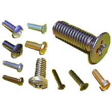MS, AN and NAS Fasteners