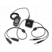 Pilot USA Amplified Cell Phone Adapter GA (Twin Plugs) Version