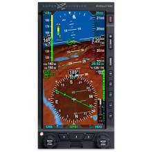 Aspen EFD1000 PRO MAX Primary Flight Display