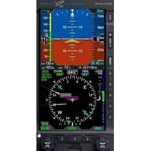 Aspen EFD1000 VFR PFD