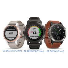 Garmin D2 Delta Range of Aviator Watches