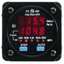 J.P. Instruments FS450 Fuel Flow System
