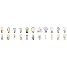 Replacement Lamps and bulbs