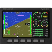 Dynon D180 EMS + EFIS (W Super Bright Screen)