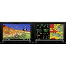 Dynon SkyView Primary Flight Display System (Pkg 4 - Dual 10 inch with Engine Monitor)
