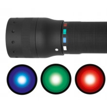 LED Lenser P7QC Quatro LED Torch