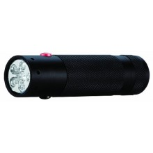 LED Lenser V2 Dual (Red / White) LED Torch