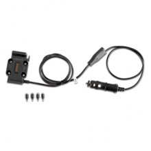 Garmin Aviation Mount with Power Cable and Audio Jack