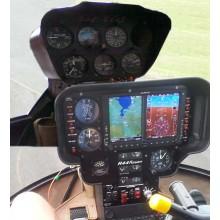 Robinson R44 Garmin G500H Retrofit