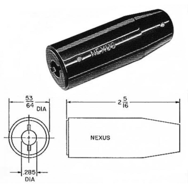 Nexus Plug Wiring Diagram : Nexus tj helicopter headset connector