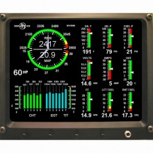 J.P. Instruments EDM930 Digital Engine Monitor