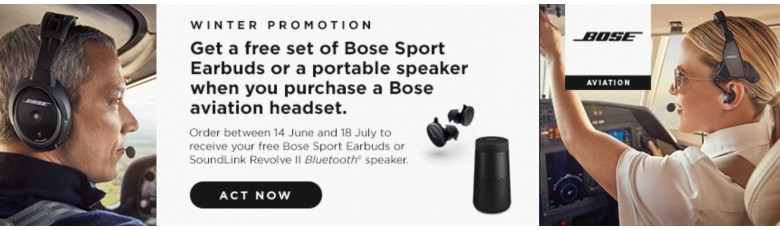 Bose Winter Promo 2021