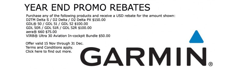 Garmin Holiday Promo Rebate