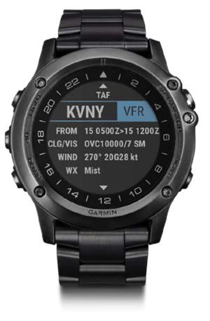 8fe8e52003e8 D2 Bravo Titanium pilot watch provides a preset oxygen reminder based on  barometric altitude when operating at or above 12