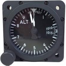 Aerosonic Altimeter, 2 inch, mb subscale