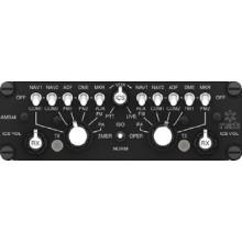 NAT AMS44 Audio Panel / Intercom