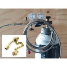 Oxygen / Nitrogen Charging System