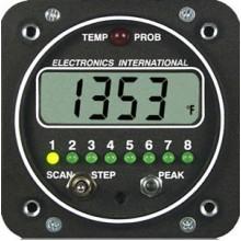 Electronics International SR-8A Temperature Analyzer