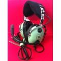 David Clark H10-13.4 Headset GA (Twin Plug) Version - USED