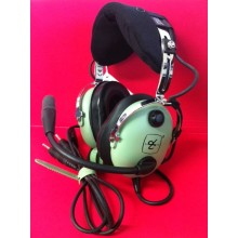 David Clark H10-13.4 Headset GA (Twin Plug) Version - USED